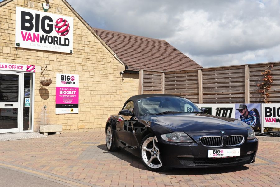 BMW Z SERIES Z4 2.0i SPORT ROADSTER 150 BHP CONVERTIBLE  (14313) - 12619 - 5