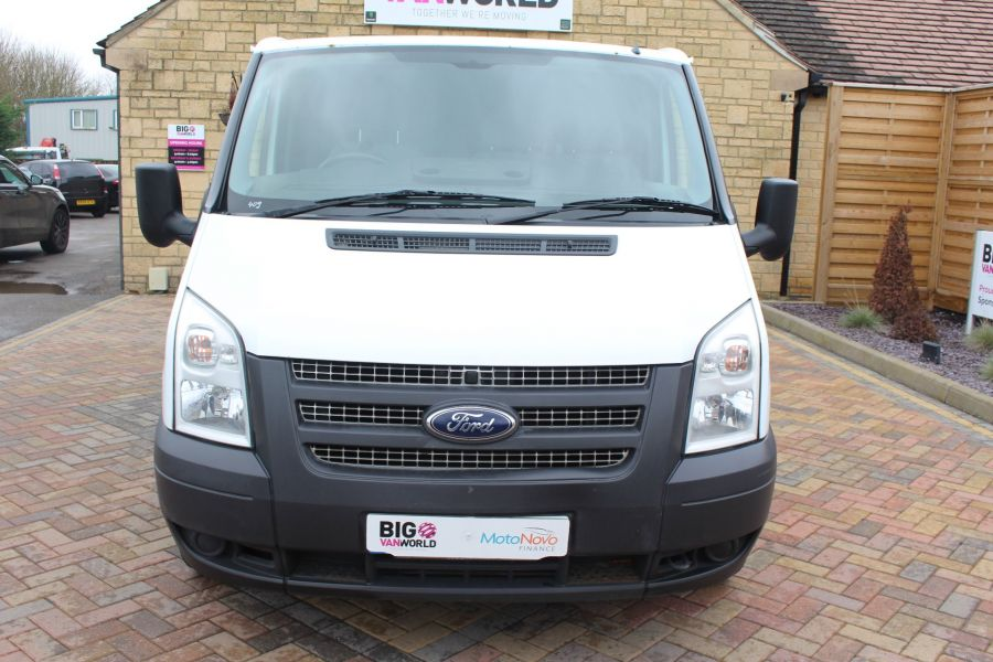 FORD TRANSIT 280 TDCI 125 SWB LOW ROOF FWD - 7093 - 9