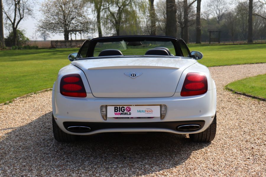 BENTLEY CONTINENTAL GTC SUPERSPORTS - 10504 - 6