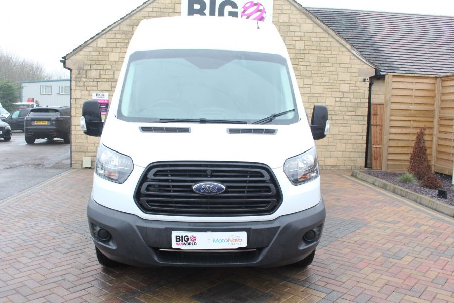 FORD TRANSIT 350 TDCI 170 L3 H3 LWB HIGH ROOF EURO 6 - 7154 - 8