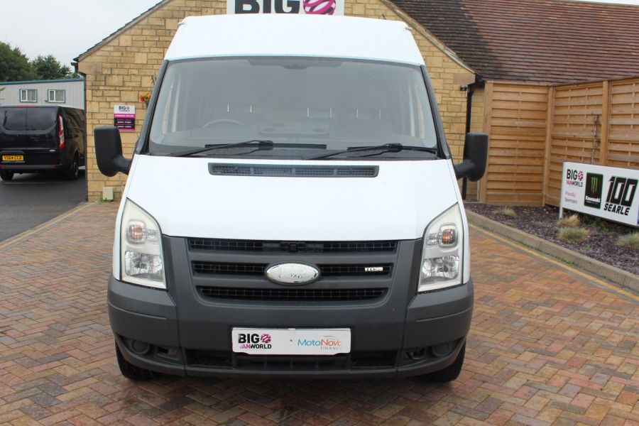 FORD TRANSIT 350 TDCI 115 LWB MEDIUM ROOF RWD - 8295 - 9