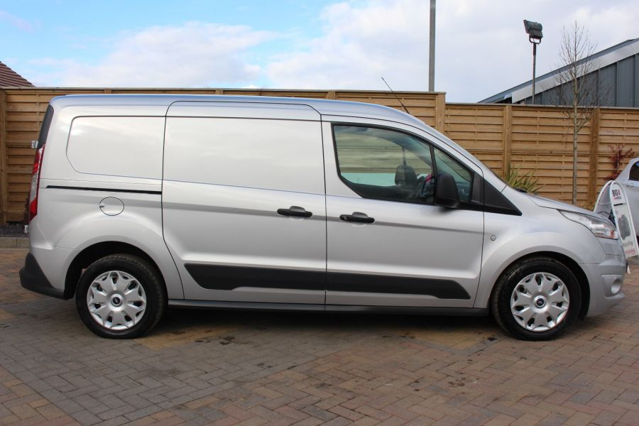 FORD TRANSIT CONNECT 240 TDCI 115 L2 H1 TREND DOUBLE CAB 5 SEAT CREW VAN - 7359 - 4