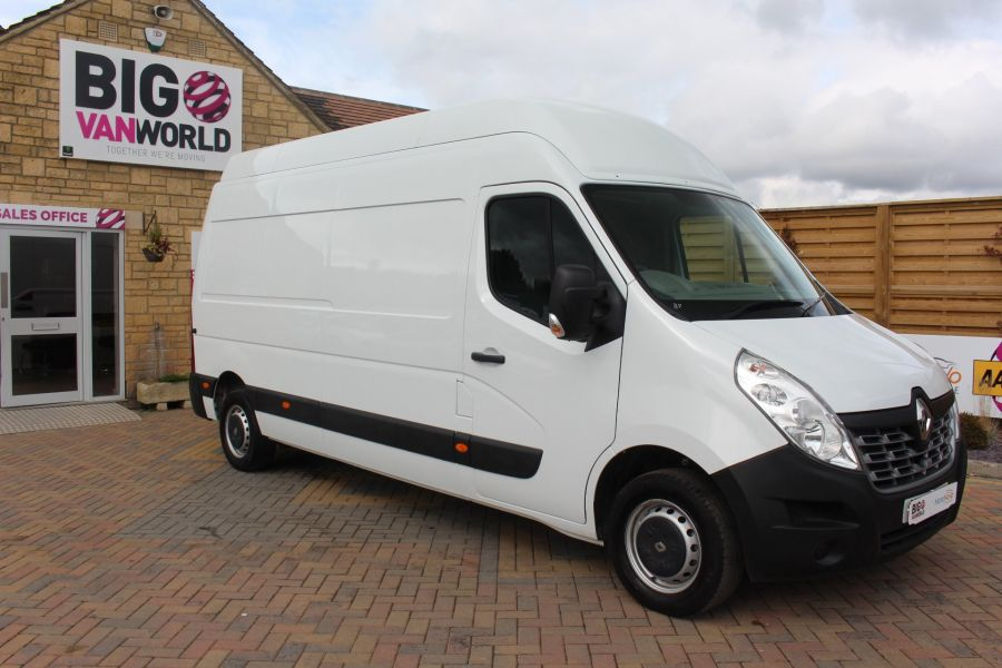 RENAULT MASTER LH35 DCI 125 BUSINESS LWB HIGH ROOF NEW SHAPE - 5678 - 2