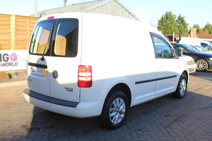 VOLKSWAGEN CADDY C20 TDI 102 HIGHLINE BLUEMOTION TECH - 7176 - 5