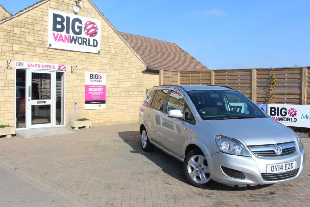 Used VAUXHALL ZAFIRA in Used Cars Swindon for sale
