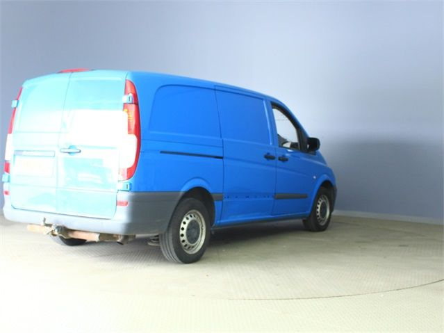 MERCEDES VITO 116 CDI 163 LWB LOW ROOF - 6623 - 2