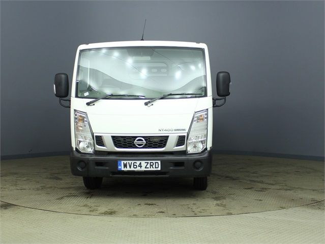 NISSAN NT400 CABSTAR DCI 35.14 DCI 136 SWB ALLOY DROPSIDE - 6873 - 6