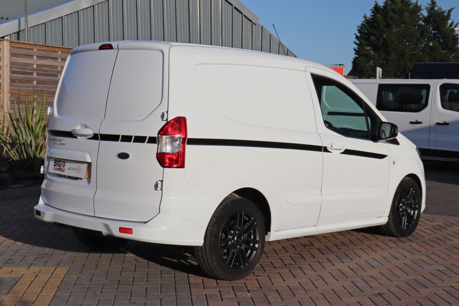 FORD TRANSIT COURIER 1.5 TDCI 100 SPORT - 11601 - 8