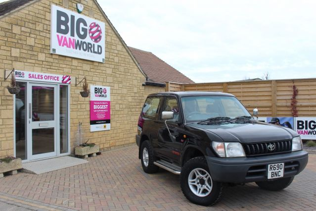 Used TOYOTA LAND CRUISER in Used Cars Swindon for sale