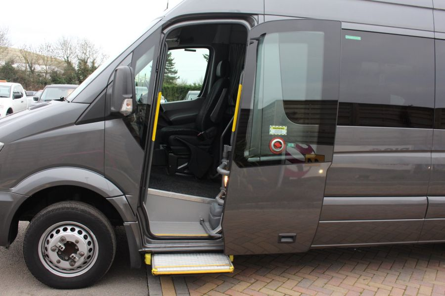 MERCEDES SPRINTER 516 TRAVEL 45 XLWB 16 SEAT SINGLE DECK COACH - 8762 - 11