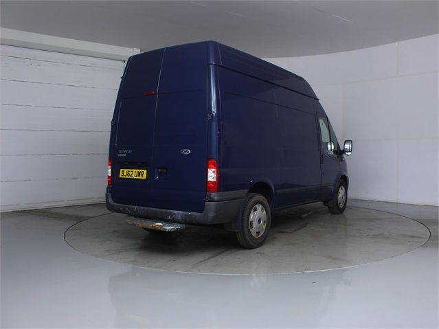 FORD TRANSIT 350 TDCI 125 TREND MWB HIGH ROOF FWD - 7038 - 2