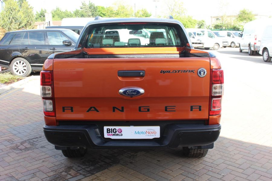 FORD RANGER WILDTRAK 4X4 DOUBLE CAB TDCI 200 - 6114 - 6