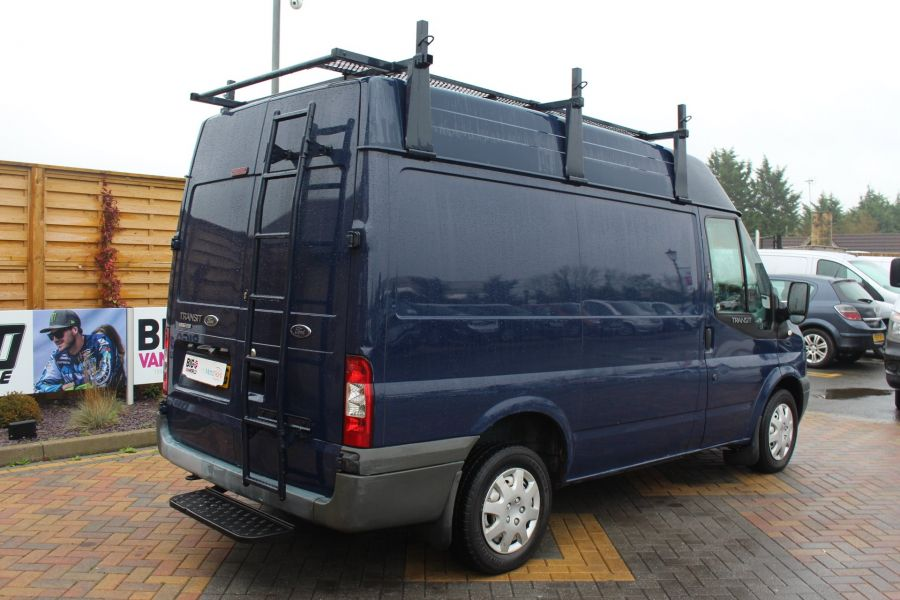 FORD TRANSIT 260 TDCI 80 SWB MEDIUM ROOF - 6950 - 5