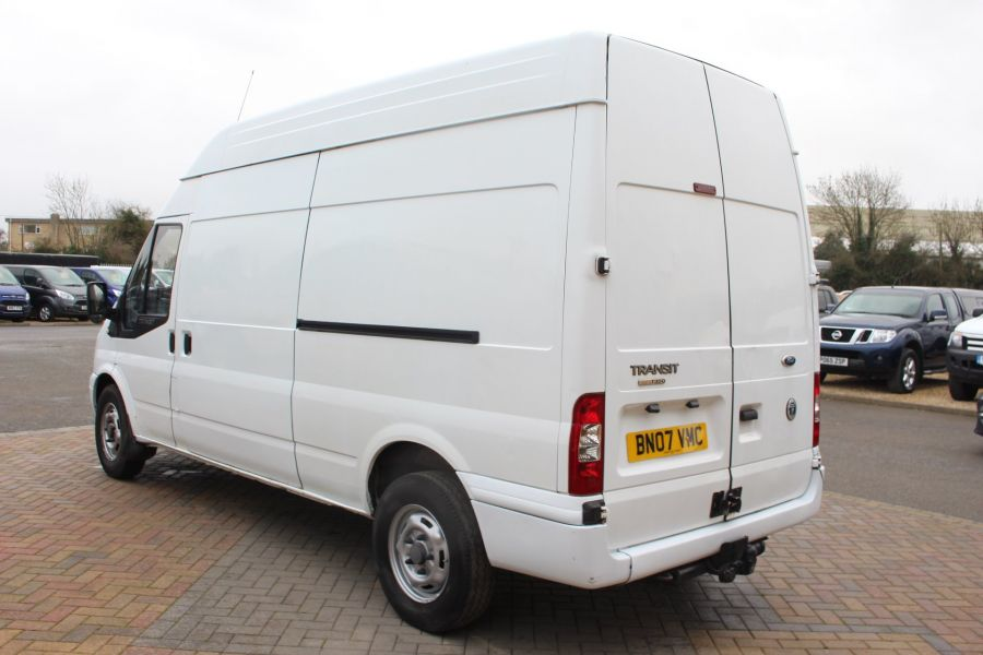 FORD TRANSIT 350 TDCI 100 LWB HIGH ROOF RWD - 9107 - 7