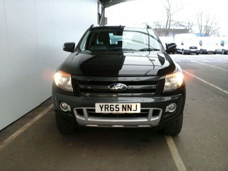 FORD RANGER WILDTRAK TDCI 200 DOUBLE CAB 4X4 - 8784 - 4