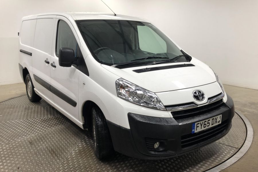 TOYOTA PROACE 1200 HDI 128 L2H1 LWB LOW ROOF - 12163 - 1