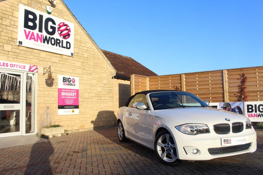 BMW 1 SERIES 120D EXCLUSIVE EDITION - 5886 - 2