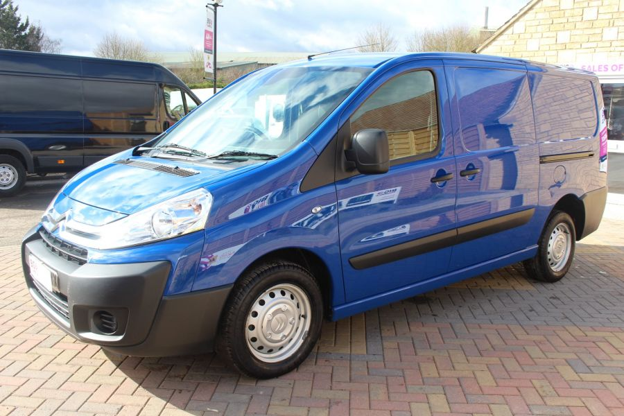 CITROEN DISPATCH 1200 HDI 125 L2 H1 ENTERPRISE LWB LOW ROOF - 7340 - 8