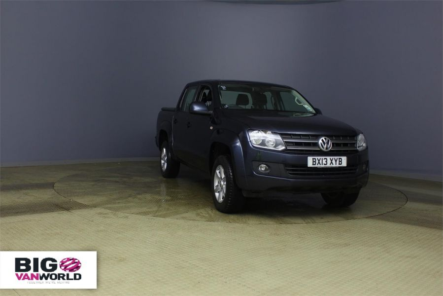 VOLKSWAGEN AMAROK TDI 180 TRENDLINE 4MOTION DOUBLE CAB WITH MOUNTAIN TOP - 8352 - 1