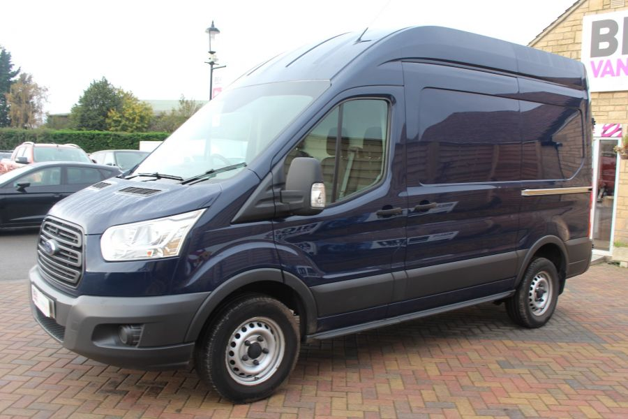 FORD TRANSIT 350 TDCI 155 L2 H3 MWB HIGH ROOF FWD - 6842 - 8