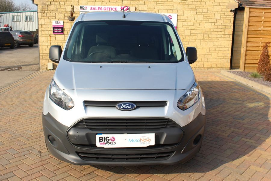 FORD TRANSIT CONNECT 200 TDCI 75 L1 H1 SWB LOW ROOF - 7328 - 9