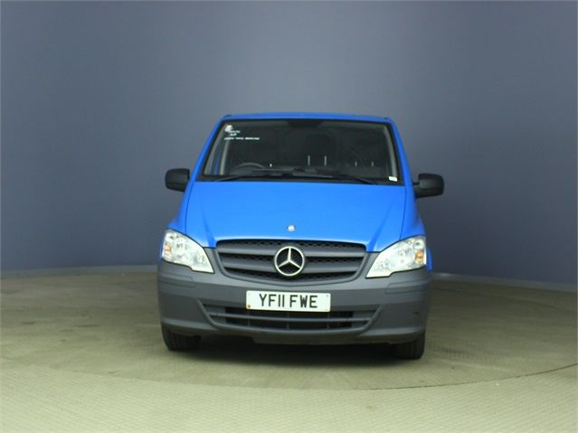 MERCEDES VITO 116 CDI 163 LWB LOW ROOF - 6623 - 6