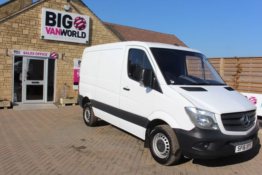 MERCEDES SPRINTER 313 CDI SWB STANDARD LOW ROOF - 8790 - 3