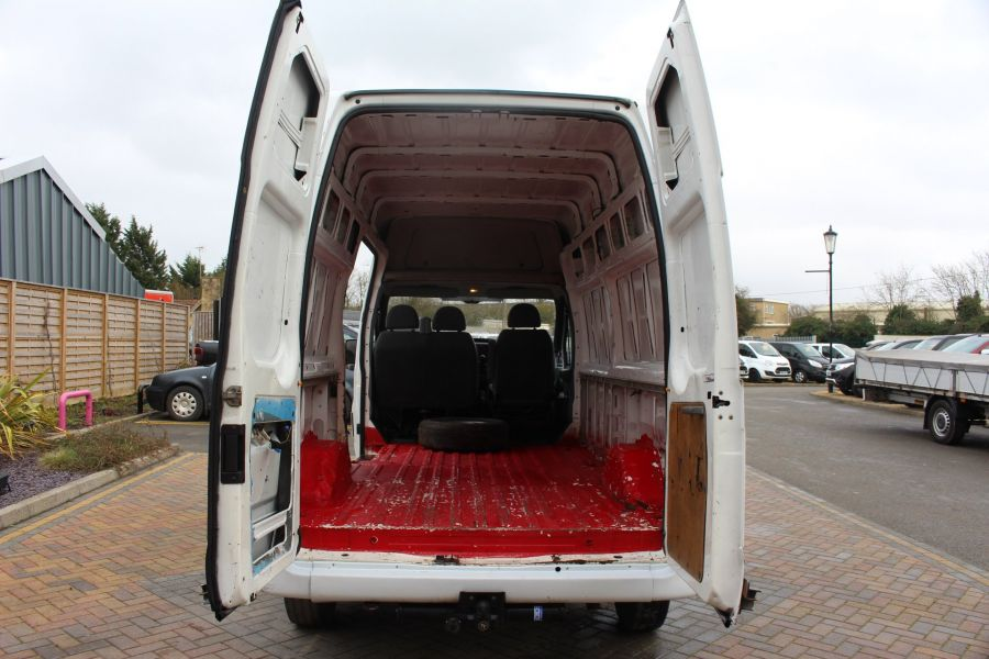 FORD TRANSIT 350 TDCI 100 LWB HIGH ROOF RWD - 9107 - 17