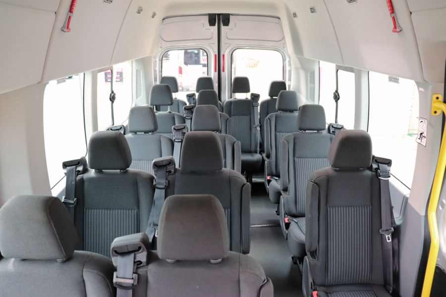 FORD TRANSIT 460 TDCI 155 L4H3 17 SEAT BUS HIGH ROOF DRW RWD - 11322 - 4