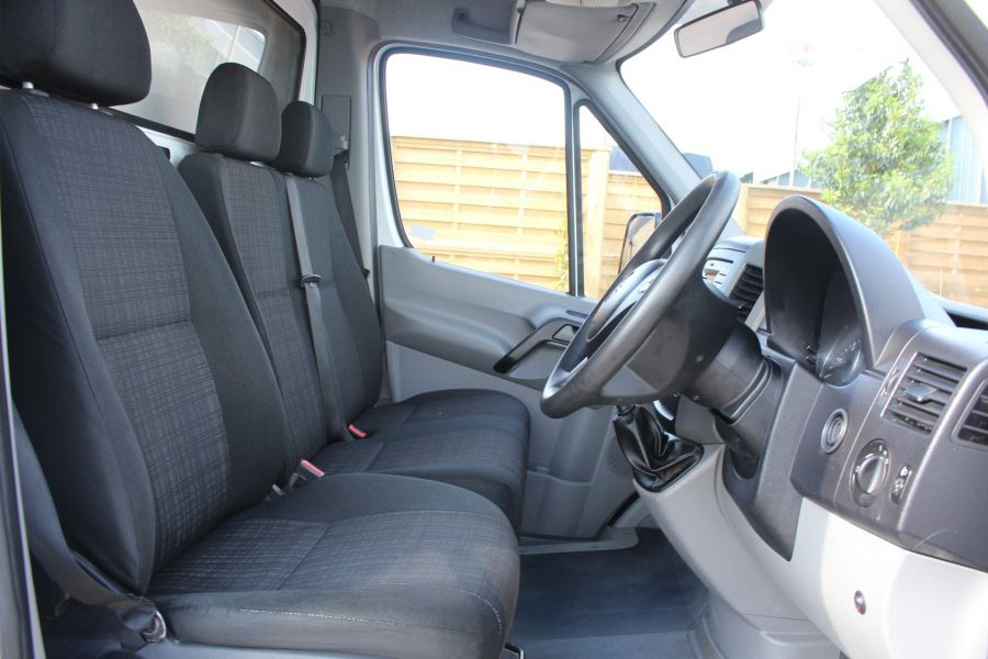 MERCEDES SPRINTER 313 CDI LWB CURTAIN SIDE BOX VAN - 6902 - 11