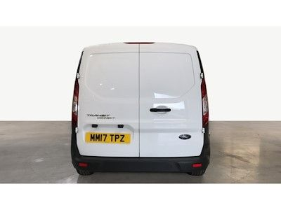 FORD TRANSIT CONNECT 220 TDCI 75 L1H1 DOUBLE CAB 5 SEAT CREW VAN SWB LOW ROOF - 11536 - 4