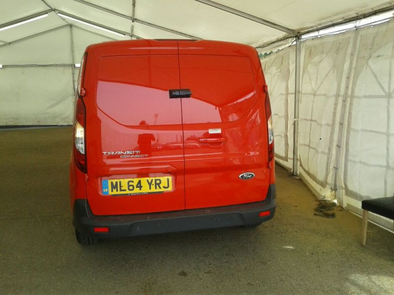 FORD TRANSIT CONNECT 240 TDCI 115 L2H1 LIMITED LWB LOW ROOF - 9853 - 3