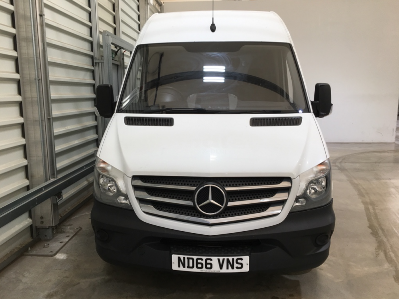 MERCEDES SPRINTER 314 CDI 140 PREMIUM EDITION LWB HIGH ROOF - 11256 - 9