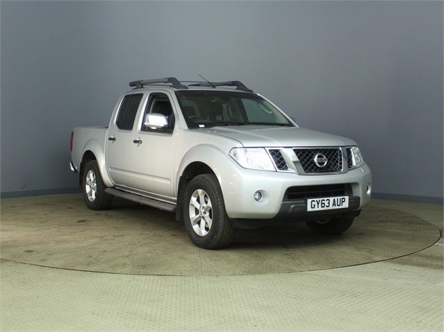 NISSAN NAVARA DCI 190 TEKNA CONNECT 4X4 DOUBLE CAB - 6839 - 1