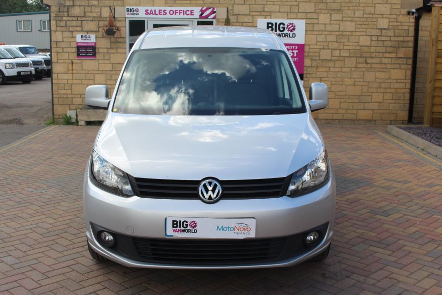 VOLKSWAGEN CADDY MAXI C20 TDI 102 HIGHLINE - 6136 - 9