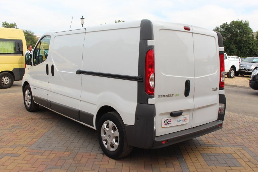 RENAULT TRAFIC LL29 DCI 115 L2 H1 LWB LOW ROOF - 6349 - 7