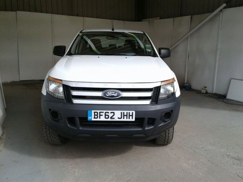 FORD RANGER TDCI 150 XL 4X4 DOUBLE CAB WITH ROLL'N'LOCK TOP - 9264 - 2