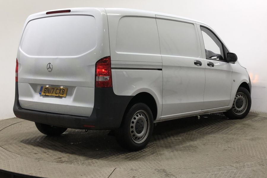 MERCEDES VITO 111 CDI 114 COMPACT SWB LOW ROOF - 12007 - 3