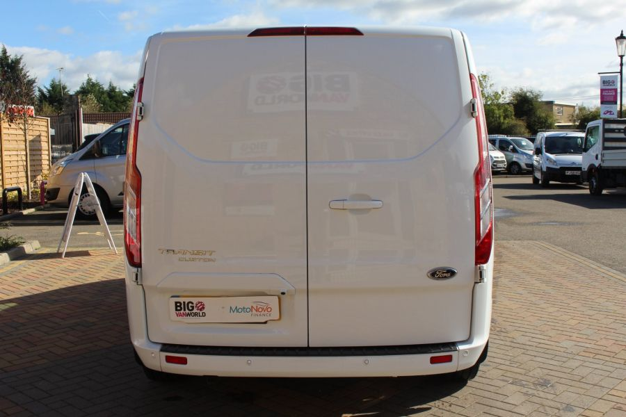 FORD TRANSIT CUSTOM 270 TDCI 125 L1 H1 LIMITED SWB LOW ROOF FWD - 6799 - 6