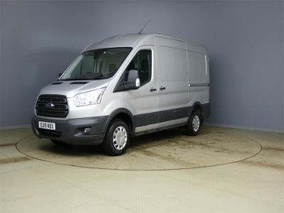 FORD TRANSIT 310 TDCI 130 L2 H2 TREND MWB MEDIUM ROOF FWD - 10225 - 5