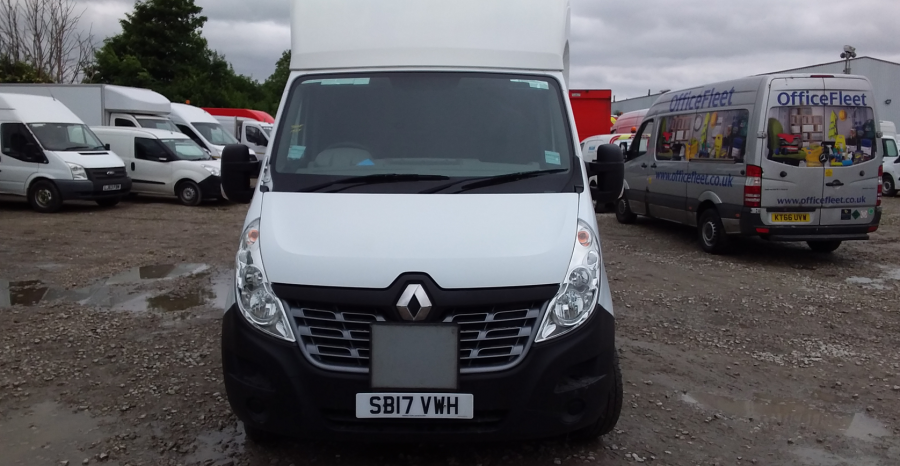 RENAULT MASTER LL35 DCI 130 BUSINESS LOW LOADER LUTON VAN RWD - 10844 - 9