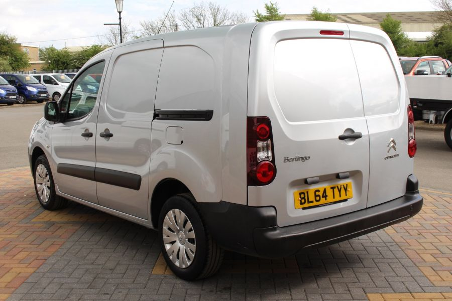 CITROEN BERLINGO 725 HDI 90 X L2 H1 5 SEAT CREW VAN SWB LOW ROOF - 9173 - 7