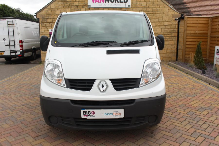 RENAULT TRAFIC SL27 DCI 115 EXTRA SWB LOW ROOF - 6450 - 9