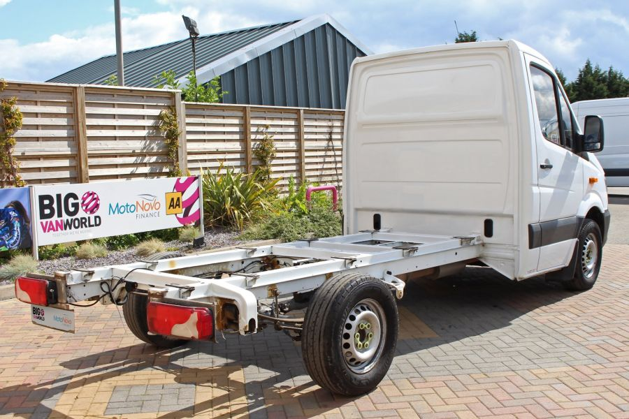 MERCEDES SPRINTER 313 CDI 129 MWB SINGLE CAB CHASSIS - 12092 - 8
