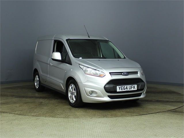 FORD TRANSIT CONNECT 200 TDCI 115 L1 H1 LIMITED SWB LOW ROOF - 7325 - 1