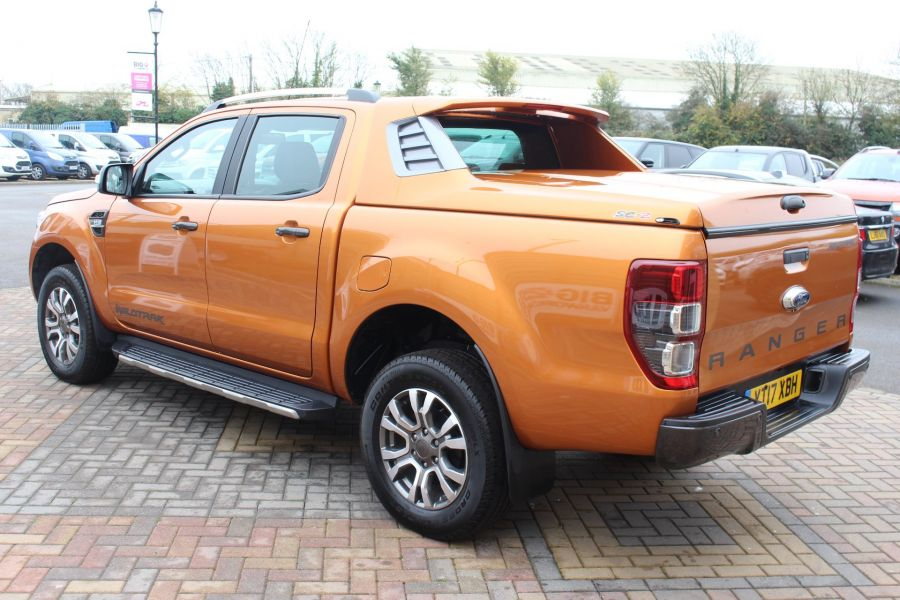 FORD RANGER WILDTRAK 4X4 TDCI 200 DOUBLE CAB - 6921 - 7