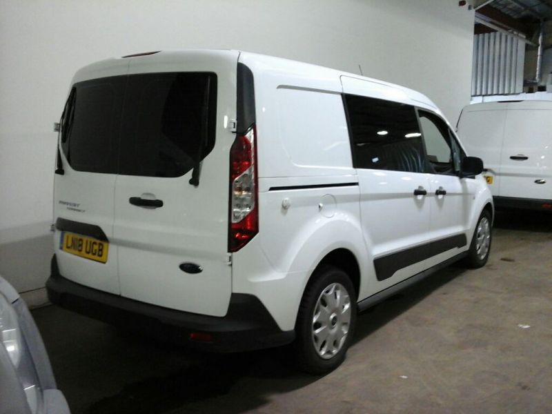 FORD TRANSIT CONNECT 240 TDCI 120 L2H1 TREND POWERSHIFT LWB LOW ROOF - 10154 - 2