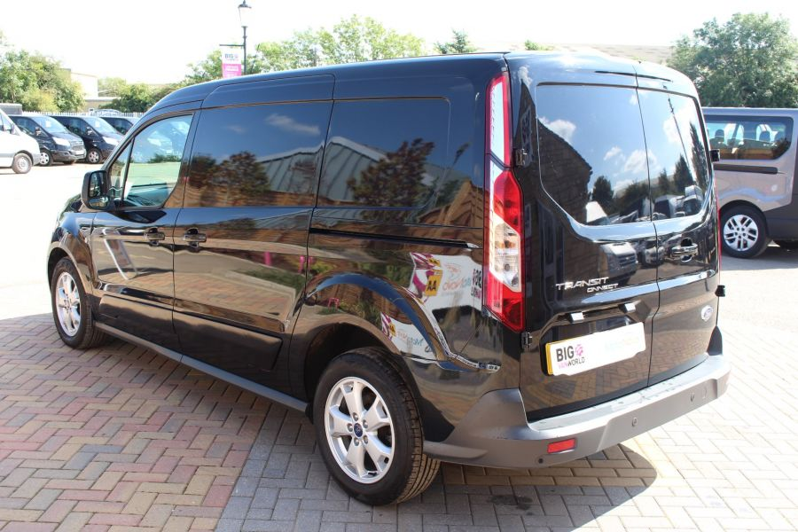 FORD TRANSIT CONNECT 240 TDCI 115 L2 H1 LIMITED LWB LOW ROOF - 6691 - 7