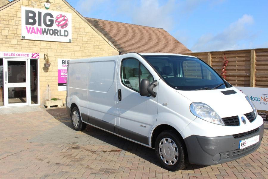 RENAULT TRAFIC LL29 DCI 115 LWB LOW ROOF - 7644 - 3