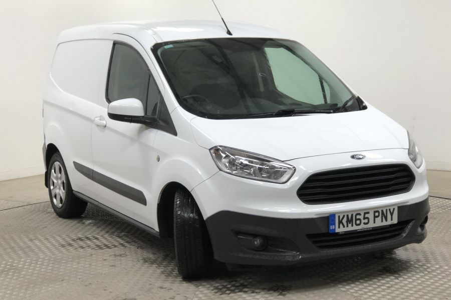 FORD TRANSIT COURIER 1.6 TDCI 95 TREND - 11957 - 5